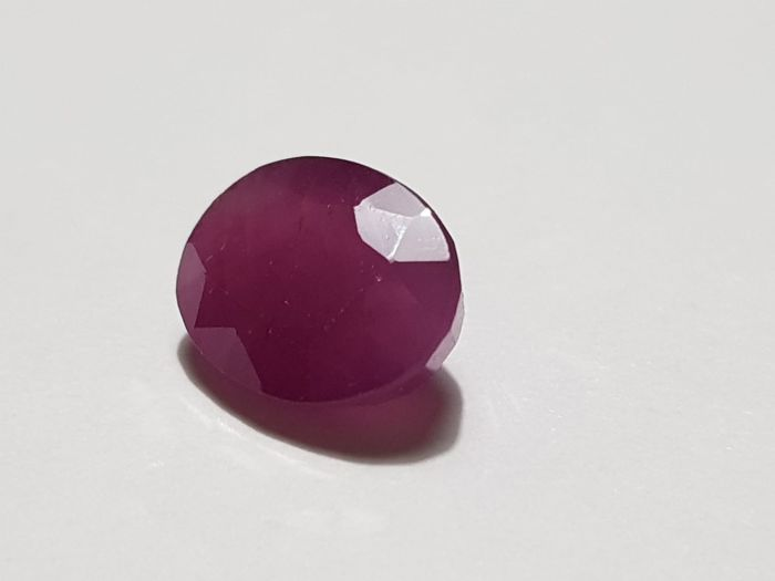 Ruby - 7.48 ct