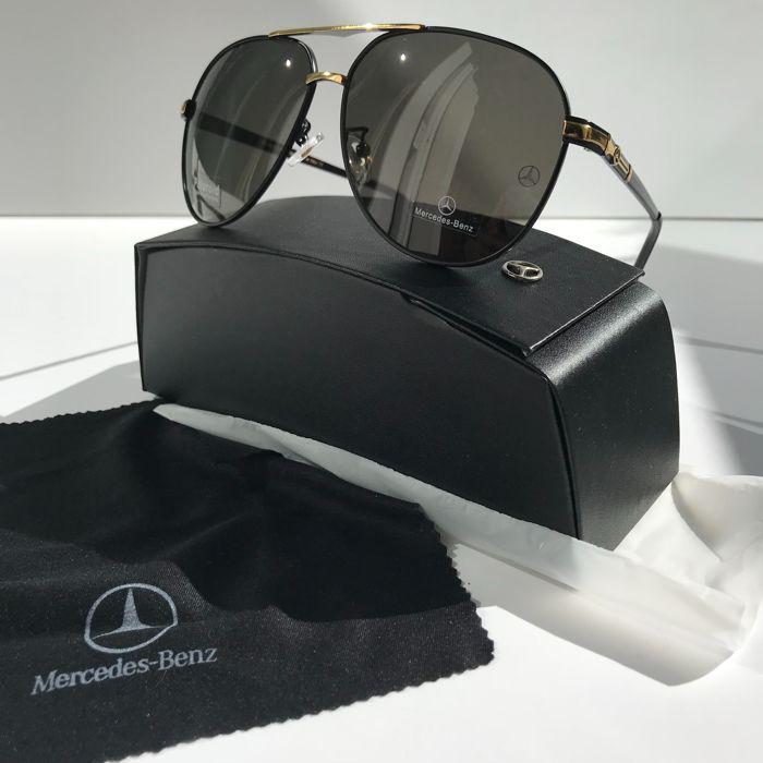 b984920d195 Mercedes-Benz new aviator sunglasses - Catawiki
