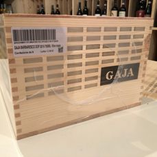2015 Gaja Barbaresco - 6 bottles (0,75L) in sealed OWC