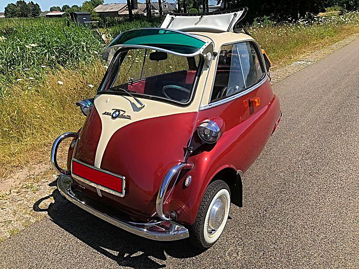BMW - Isetta 250 - 1960 - Matching Numbers