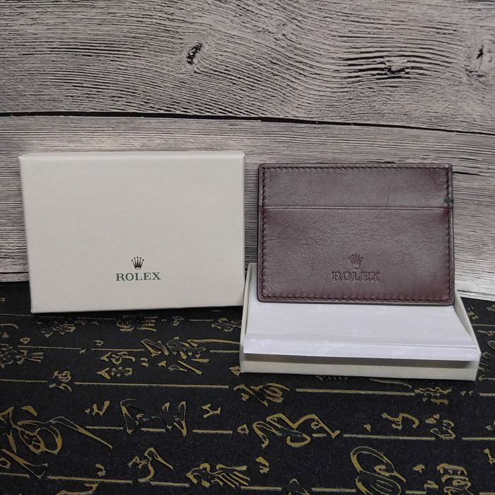 Rolex card holder/wallet,  free shipping
