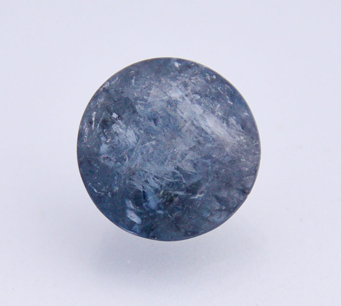 Blue tourmaline (Indicolite) - 6.39 ct