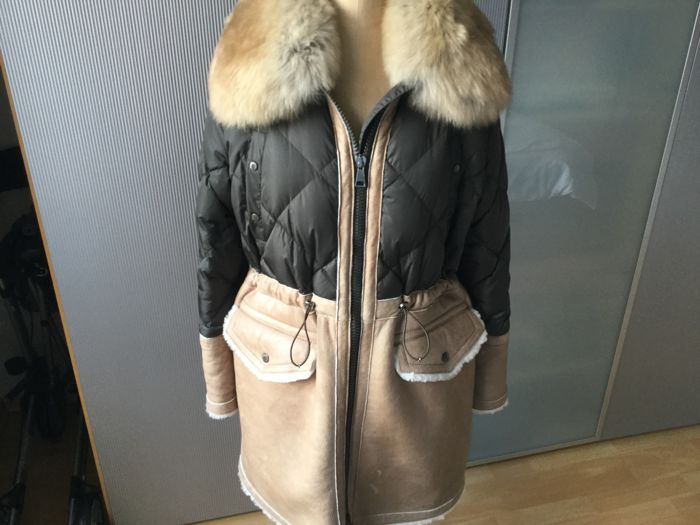 best loved 76599 5109f Moncler - Mantel - Catawiki