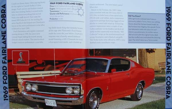 Books Muscle Cars   Items