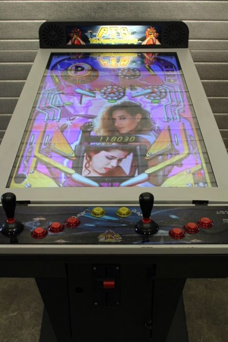FTS The Fourty Two Story Arcade and pinball in 1