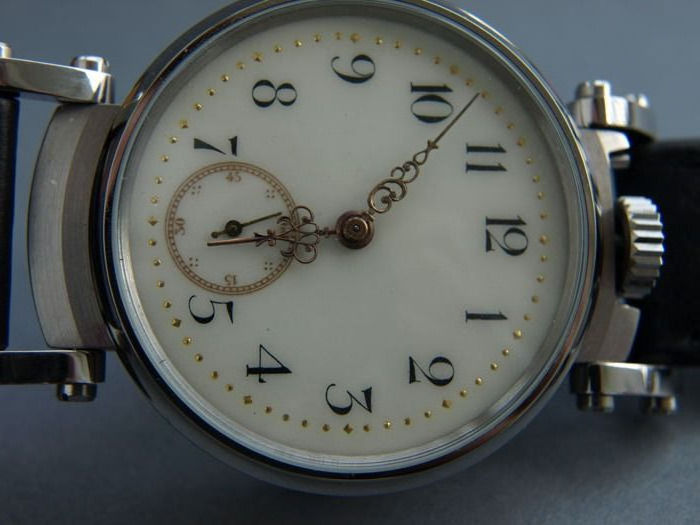 Franceline Brevet - Bersot - marriage watch  NO RESERVE PRICE - Mężczyzna - 1901-1949