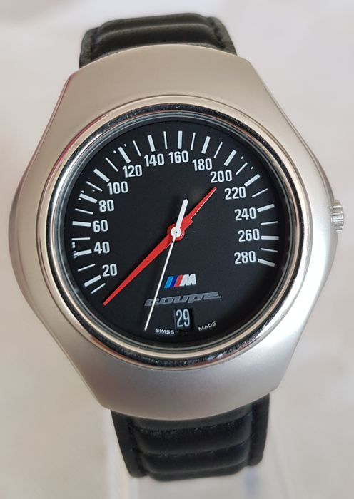 BMW M - Watch for men Made in Switzerland - 1996