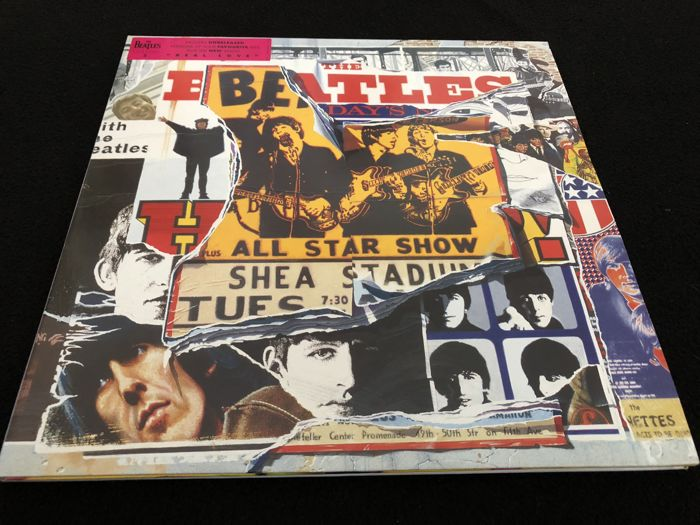 The Beatles - Anthology 1-3 The Complete Set On 180 Gram 9