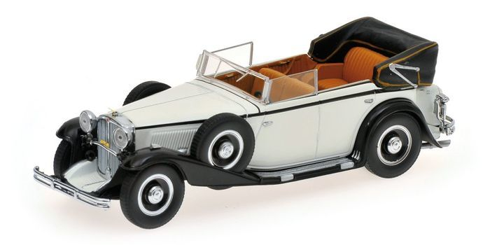 Minichamps 143 Maybach Zeppelin Ds 8 1932 Limited Edition