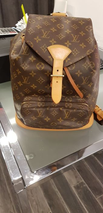 Louis Vuitton - BA0948 Montsouris Sac à dos - Catawiki 7e27140bcae