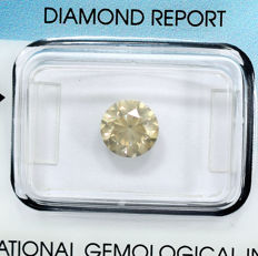Untreated Diamond - 1.51 ct