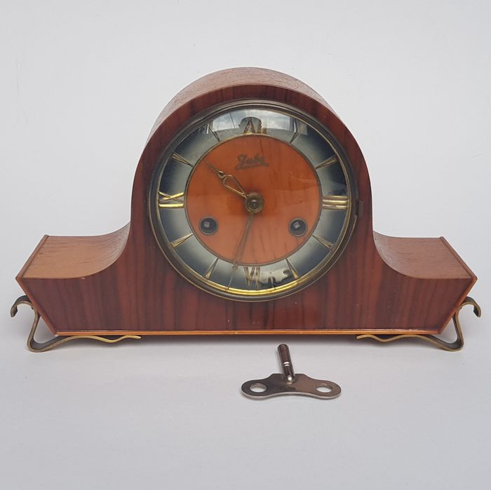 Juba Westminster mantle clock, circa 1960
