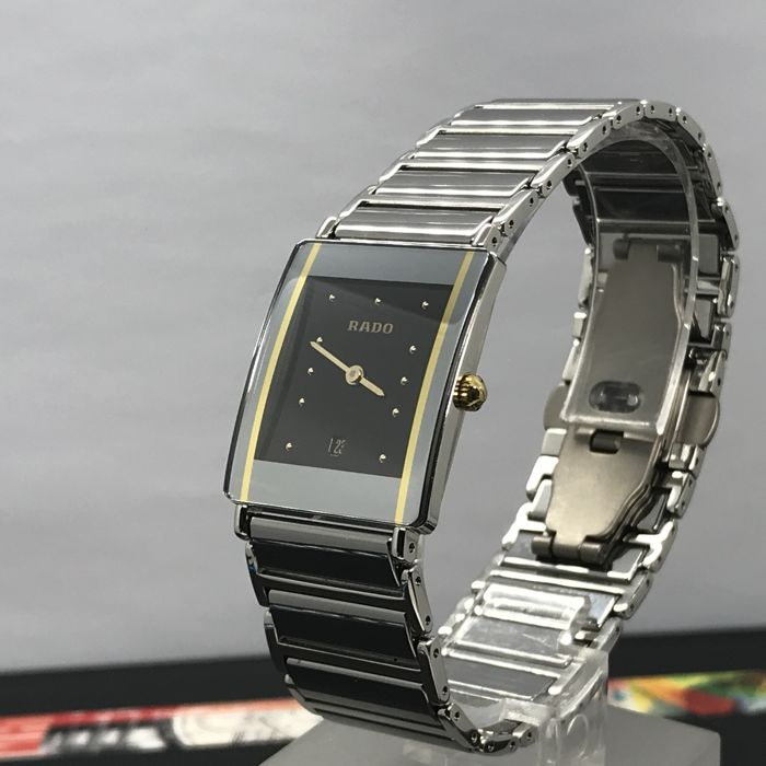Rado - integral Date high tech ceramic watch - R20487182 - Heren - 2011-heden