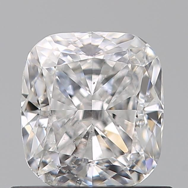 Cushion Modified Brilliant 0.70ct DSI1 with GIA cert -10X-Real Image -# 2977