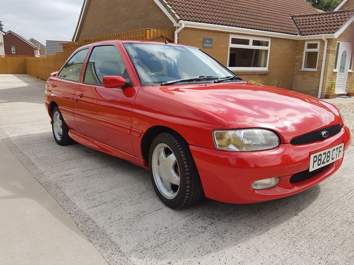 Ford - Escort RS2000 - 1996