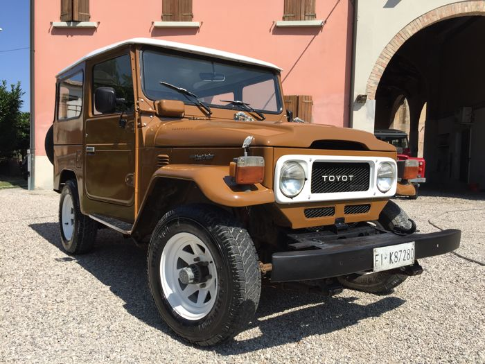 Toyota - Land Cruiser BJ 42  - 1981