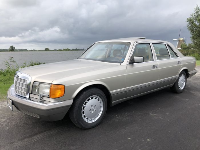 mercedes benz 420 sel w126 1987 catawiki