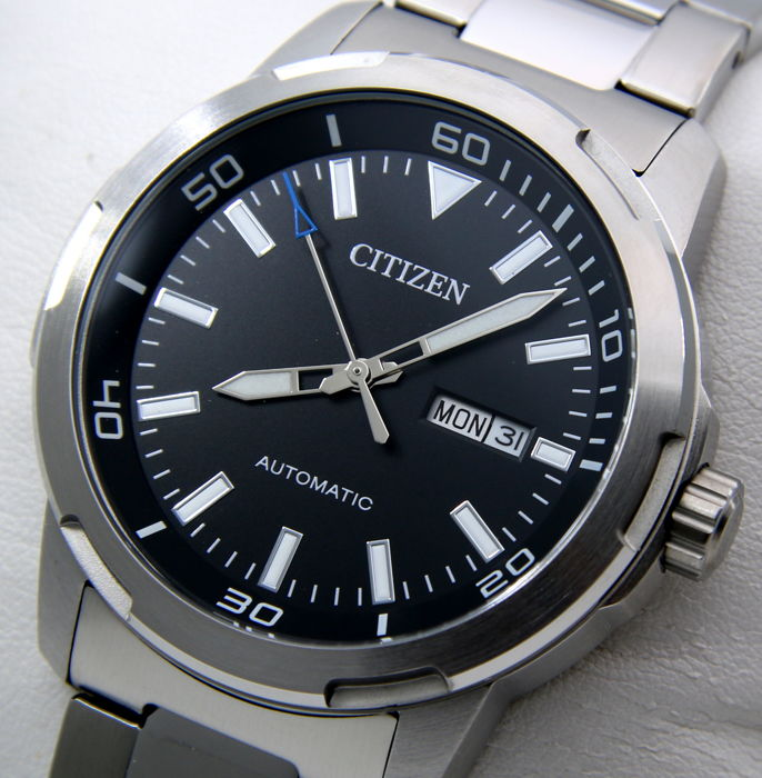 Citizen - Mechanical Automatic - New - NO RESERVE PRICE - Heren - 2017