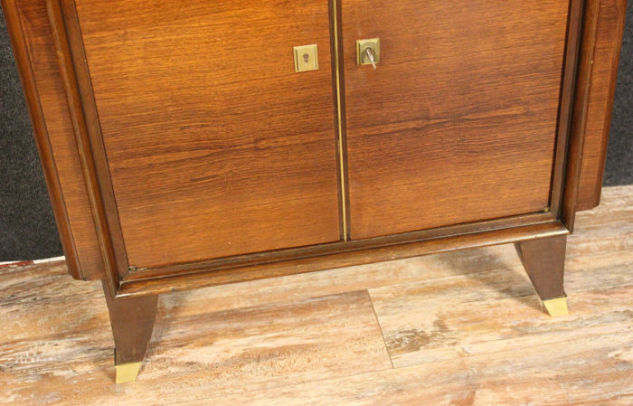 In The Style Of Leleu Art Deco Bar Cabinet Catawiki