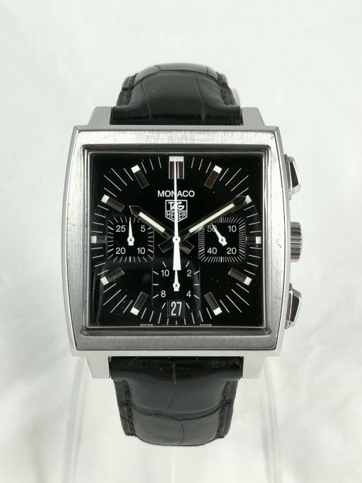 TAG Heuer - Monaco - CW2111-0 - Men - 2000-2010