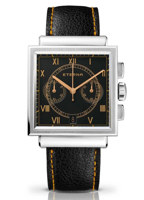 Eterna - Heritage 1938 Chronograph -Limited Edition- - 1938.41.45.1250 - Heren - 2011-heden