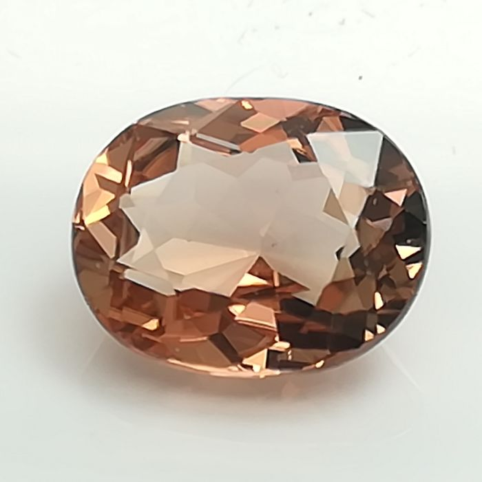 Peach Turmalina - 1.36 ct