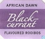 African Dawn Black Currant Flavoured Rooibos