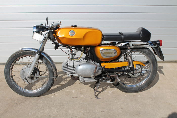 Benelli - 125 SS - 1971
