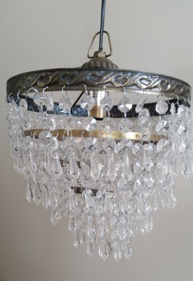 Ornate chandelier with glass icicles late 20th century catawiki ornate chandelier with glass icicles late 20th century aloadofball Image collections