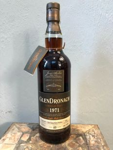 Glendronach 1971 40 years old OB