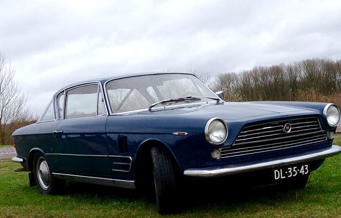 Fiat - 2300 S coupe - 1968