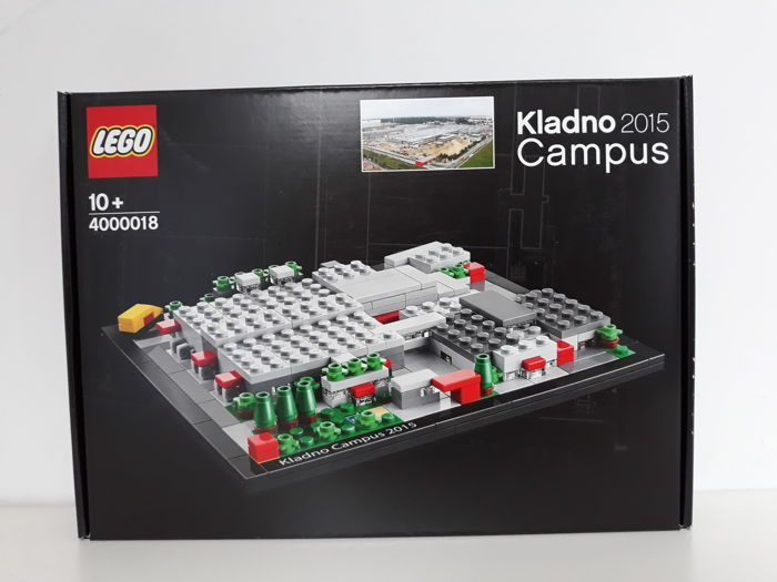 Employee Gift - 4000018-1: Production Kladno Campus 2015