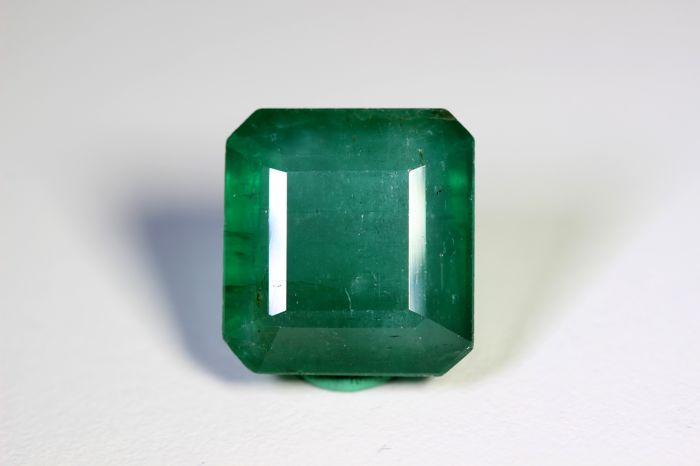 Emerald - 9.69 ct - Zambia