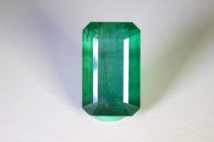 Emerald - 7.23 ct - Zambia