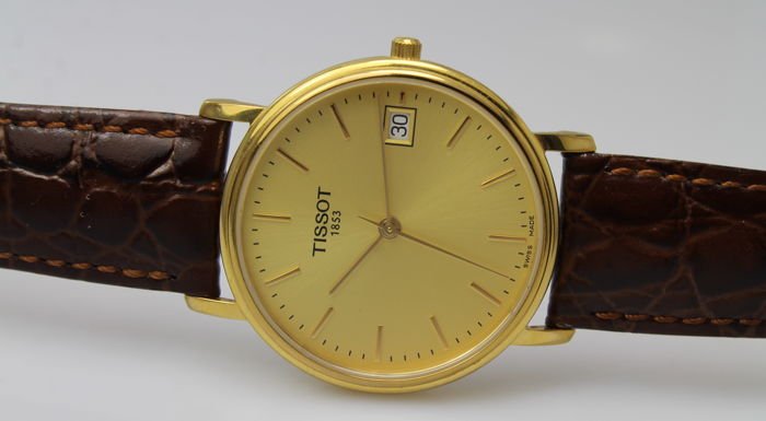 114f70b7dd6 Tissot - Gold Plated - T870 970 - Men - 2011-present - Catawiki