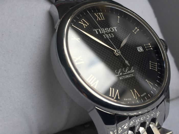 Tissot - Le Locle Automatic - Heren - 2011-heden