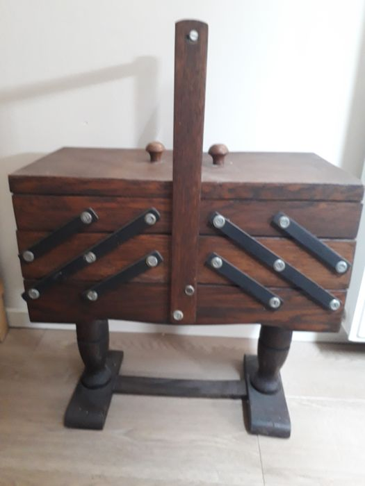 Large Sewing Box Sewing Cabinet