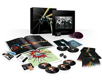 Pink Floyd - The Dark Side Of The Moon - Immersion Box Set || Limited Edition || Mint & Sealed - CD Box set, DVD Limited box set - 2011/2011