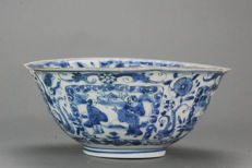 Ming/Transitional  porcelain bowl - China - 17th c