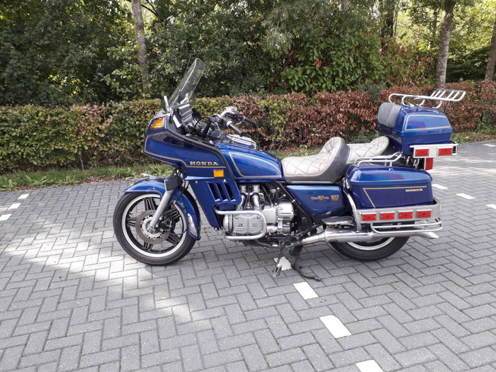 Honda - GL 1100 - Goldwing - 19.475 KM - 1100 cc - 1981