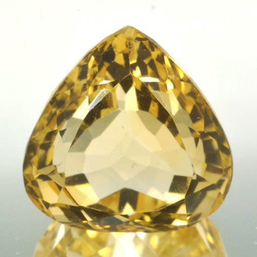 Citrine - 11.46 ct. - No Reserve Price