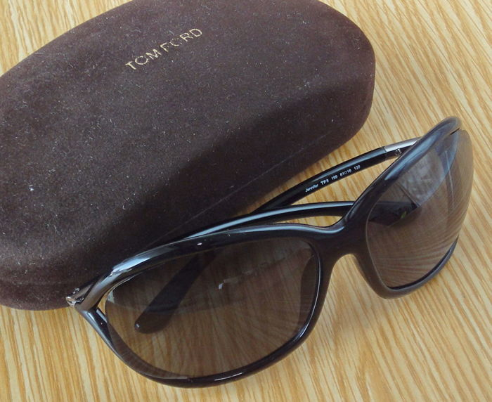 Tom Ford - Jennifer TF8 199 61-16 120 .2-2 12 Solglasögon - Catawiki f7dfd7a692653