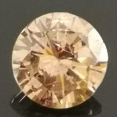 0.85 ct Diamond Fancy Brown SI1 ** no reserve price **
