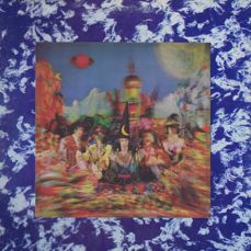 Rolling Stones - LP Their Satanic Majesties Request | Decca NPS 2 | stereo | US pressing / gatefold with 3D (Lenticular) | 1967 first pressing