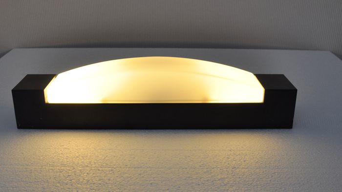 RAAK Amsterdam - Milk-glass wall light type C-1501