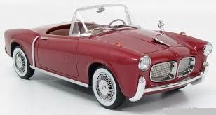Best of Show - Models - 1:18 - Fiat 1100 TV Red 1955