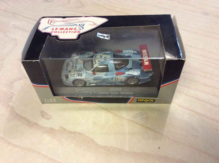 Onyx - 1:43 - Nissan - R390 GTI - Le Mans Colllection