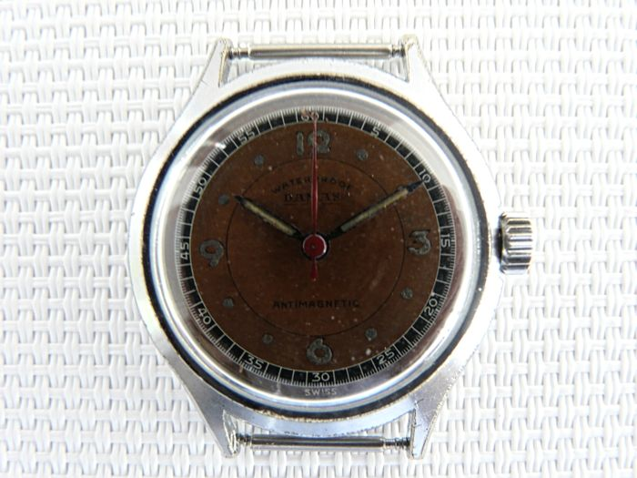 D A M A S  (Beguelin & Co, Tramelan)  - Military Medicus Field Watch - 2360 251480 - Homme - 1940/41