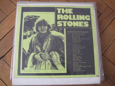 THE ROLLING STONES-Gravestones & The Rape Of The Vaults 2LP