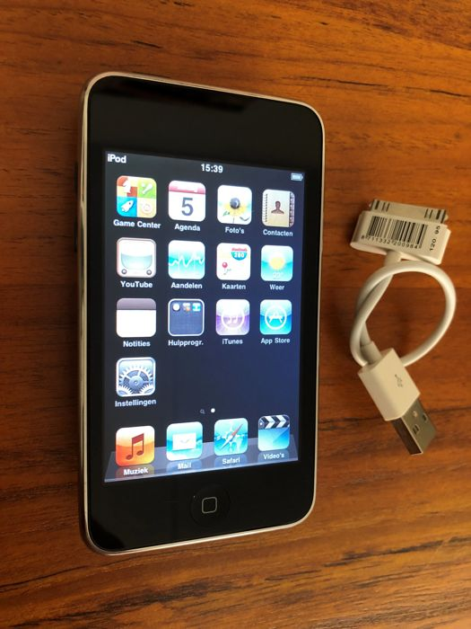 Apple iPod touch 2th Gen. 8 Gb